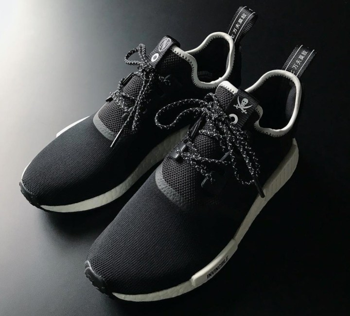 f73ac04fdfc60 Invincible and Neighborhood Add  Good Fortune  to the adidas NMD R1 ...