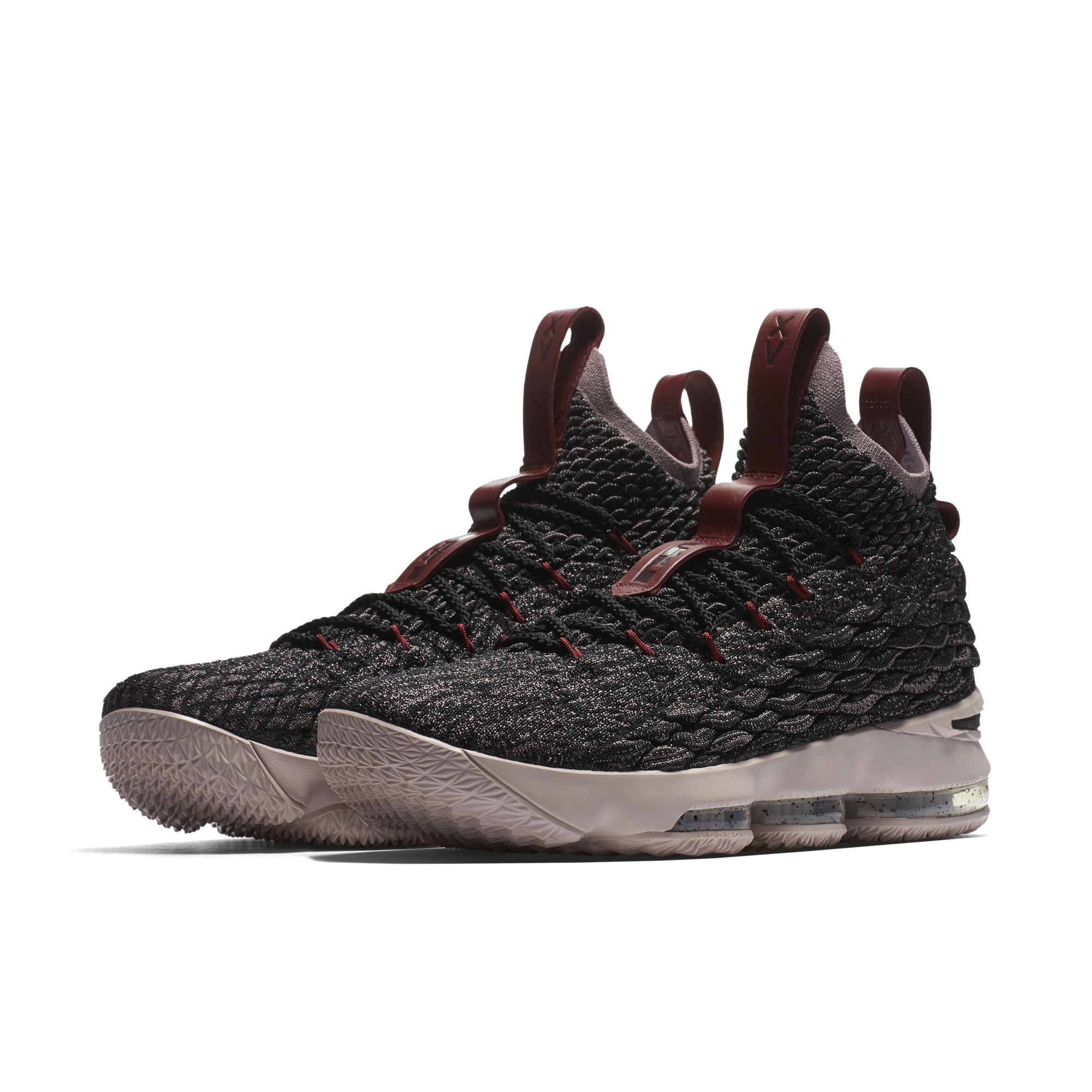 aea7e5664faf An Official Look at the Nike LeBron 15  Pride of Ohio  - WearTesters