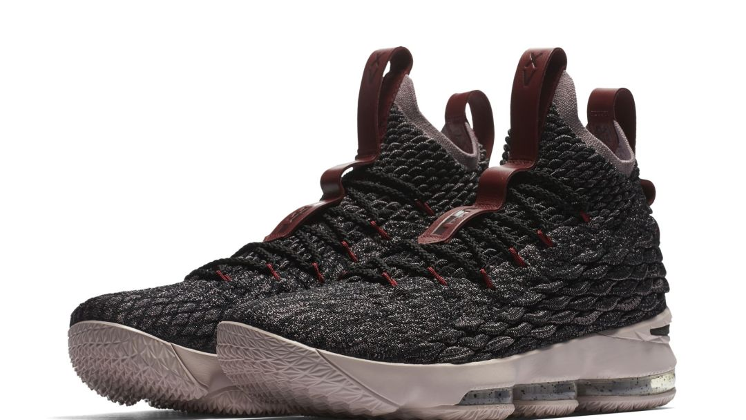 557657a5ebc An Official Look at the Nike LeBron 15  Pride of Ohio  - WearTesters