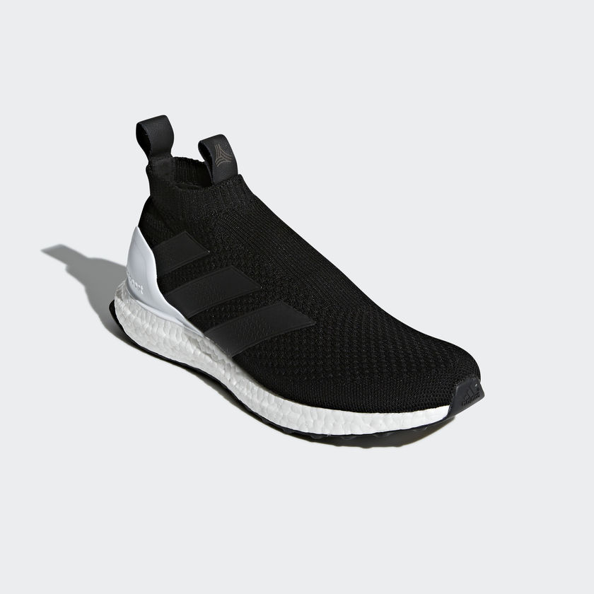 3aa8b7bf5db adidas Ace 16+ Ultra Boost core black 2 - WearTesters