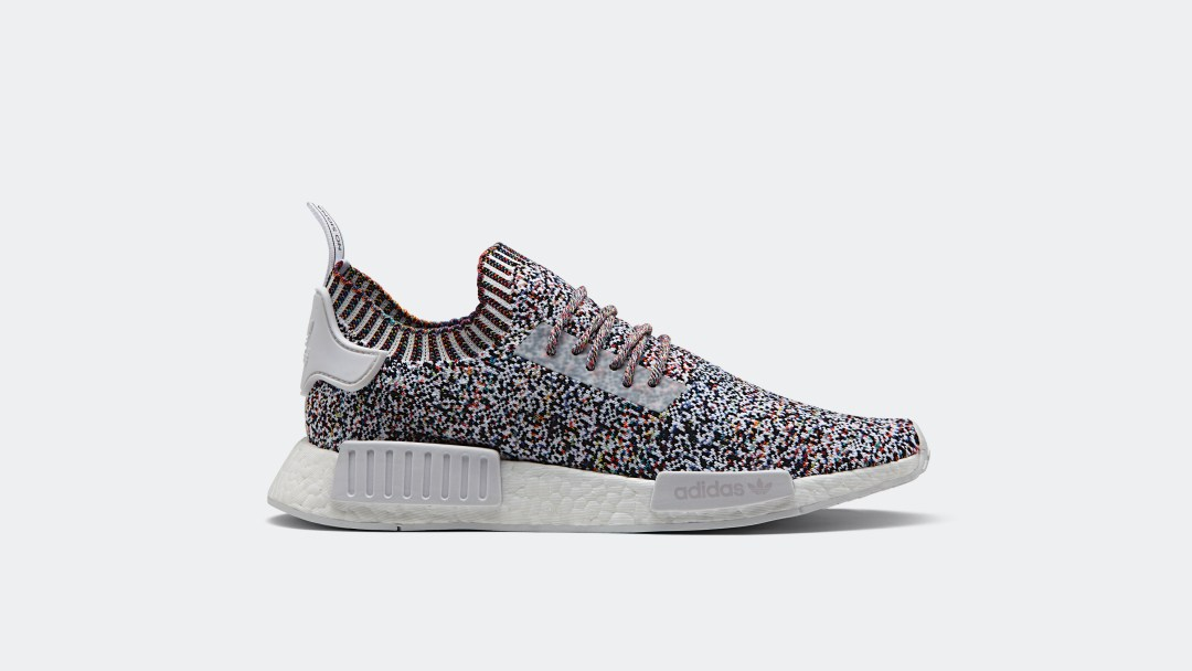 74bd3a9bf adidas Officially Unveils the NMD R1 PK  Color Static  - WearTesters