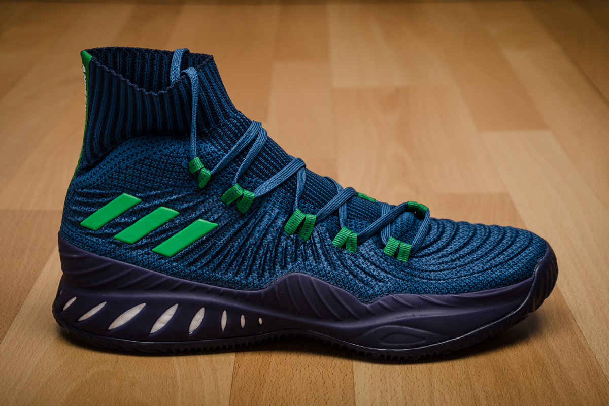 low priced bd25d 2e44d ... BYW LVL I. 169 119 Andrew Wiggins Gets Another adidas Crazy Explosive  PK PE - W ...