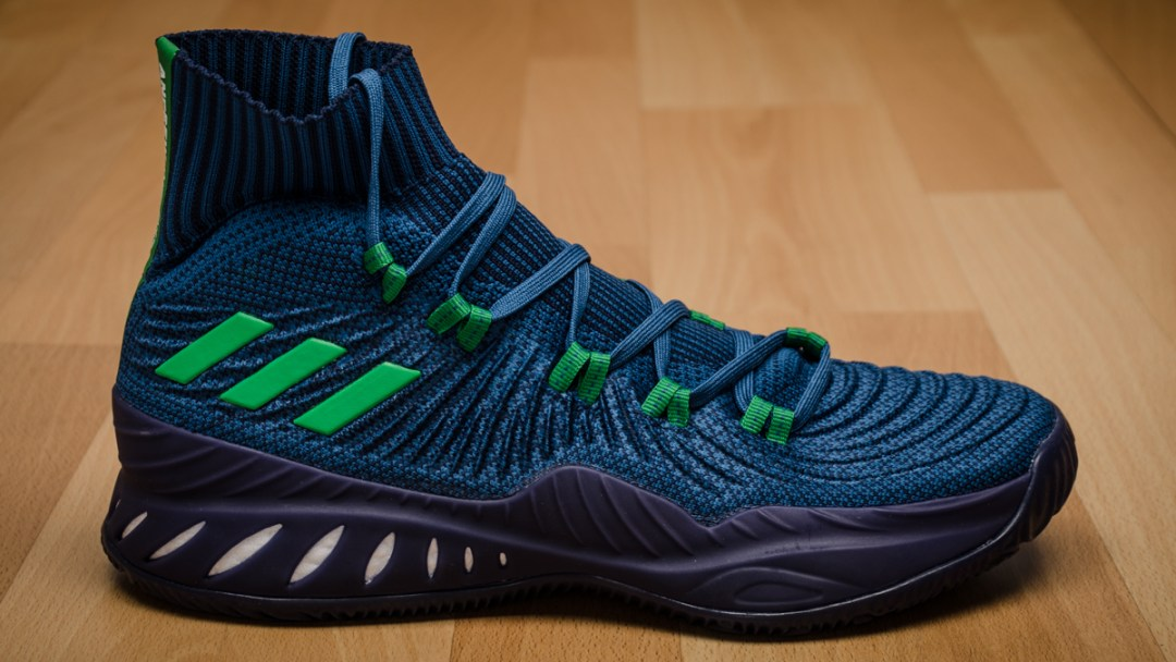 a1c163cd0bd0cc Andrew Wiggins Gets Another adidas Crazy Explosive PK PE - WearTesters