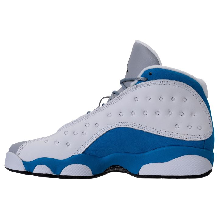 9c753558623 An Official Look at the Air Jordan 13 'Italy Blue' - WearTesters