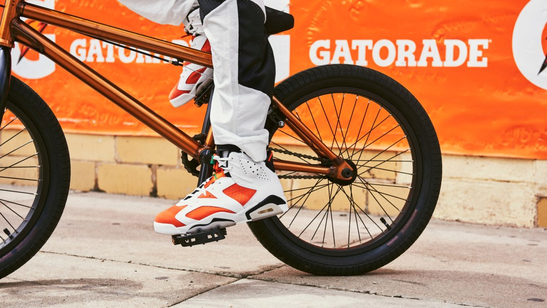 9d695f0e6f1 Jordan Brand Officially Unveils the Gatorade 'Like Mike' Footwear ...