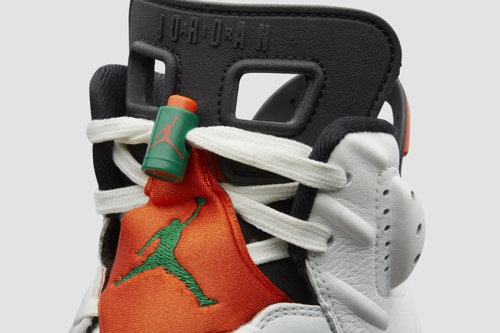 543cfd96777 jordan brand gatorade air jordan 6 like mike 7 - WearTesters