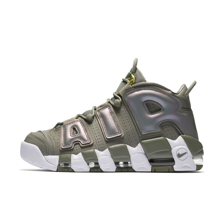 the latest 017aa fc464 ... nike Air More Uptempo Iridescent womens 2 ...