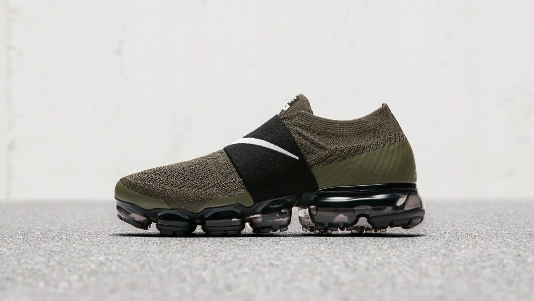 69c75ebb41 Nike Officially Unveils the Air VaporMax Flyknit Moc in Cargo Khaki ...