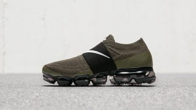 afab9444c3f372 Nike Officially Unveils the Air VaporMax Flyknit Moc in Cargo Khaki