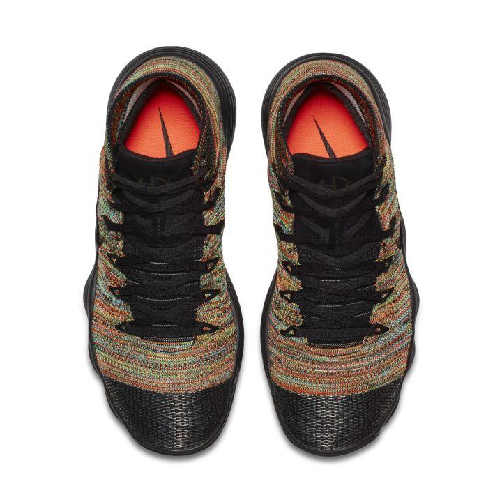 2f4db4d5b6b A Multicolor Nike React Hyperdunk 2017 Flyknit Releases Next Week ...