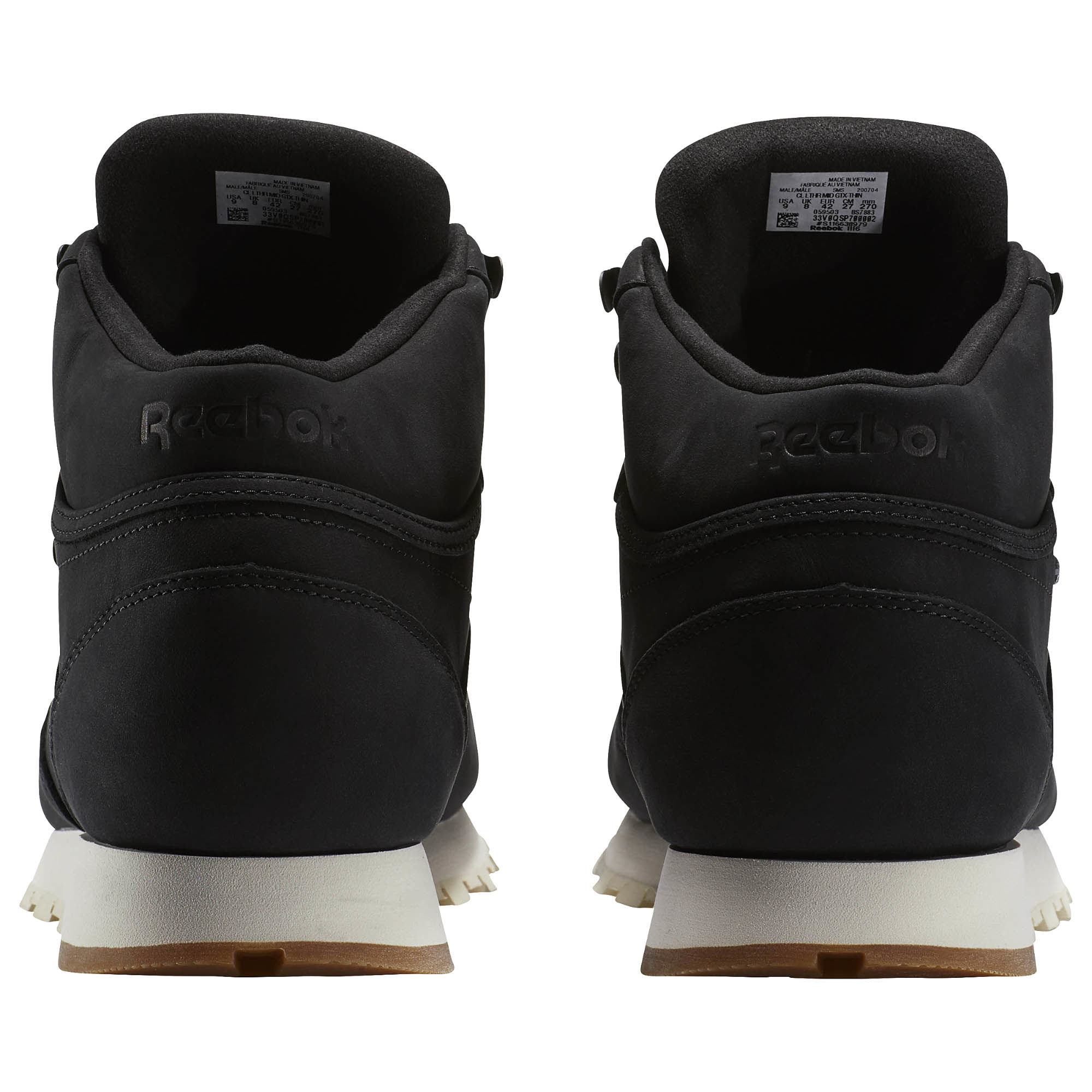 1841b12d114 ... reebok classic leather mid gore-tex thinsulate black 4 - WearTesters  best price c40d9 359f3 ...