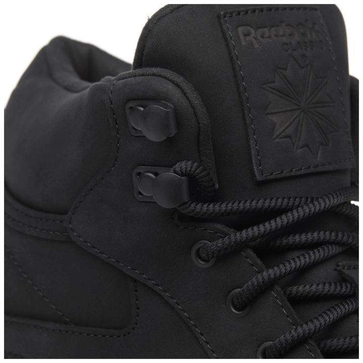 ae5d08a30bf The Reebok Classic Leather Mid is Winter-Ready with GORE-TEX and ...