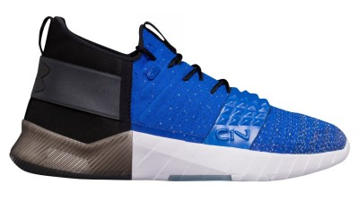 The C1N Trainer  Ultra Blue  Drops Tomorrow. Under Armour is dropping  another colorway of Cam Newton s ... 69b6760d4d