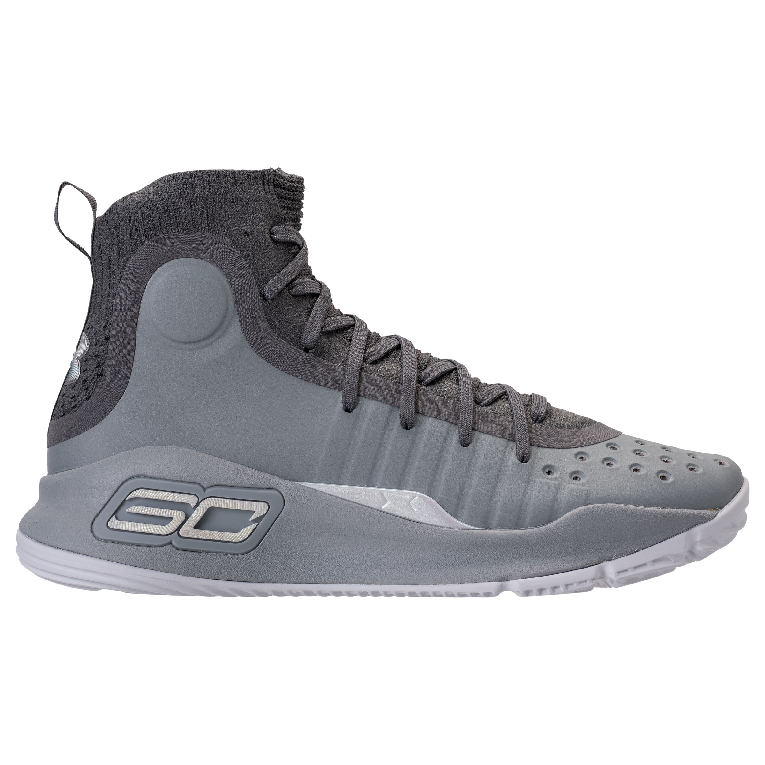 02c15dac257 free shipping under armour curry 4 womens grey green 05748 553d4