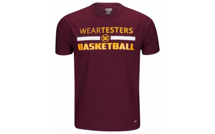 weartesters starting 5 logo t shirt 4