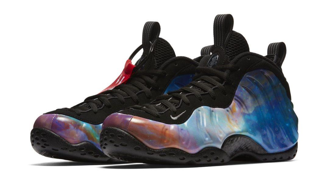 hot sale online e8647 e573a Nike Air Foamposite One XX QS Alternate Galaxy 1