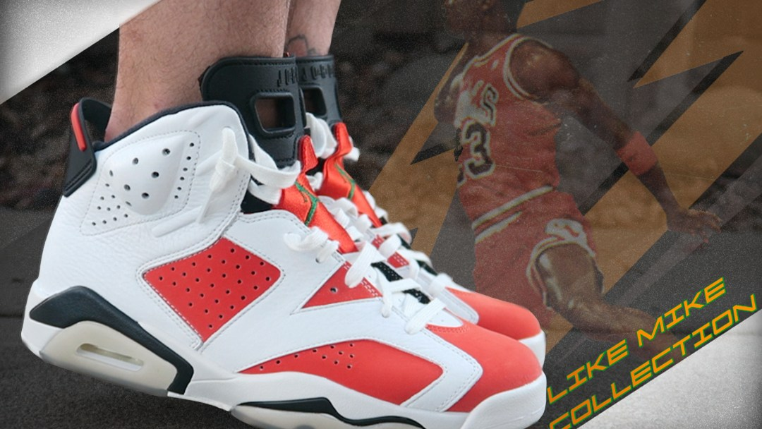 new products 3721d fc7ab A Detailed Look at the Air Jordan 6  Like Mike  - WearTesters