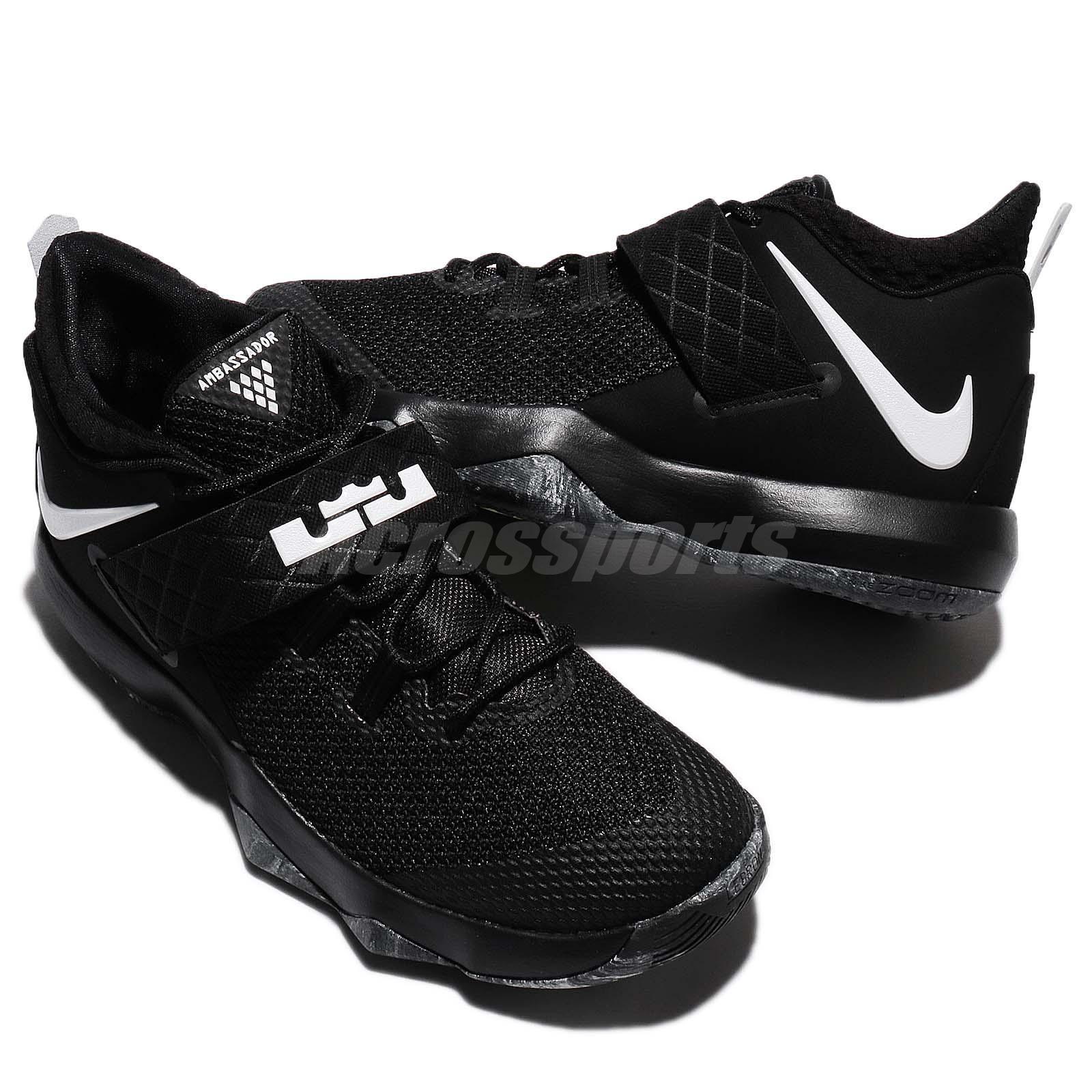 Nike Zoom Lebron Ambassador 10 – 8
