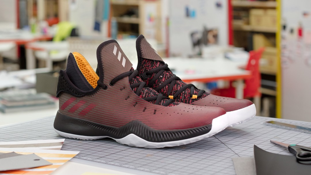 newest collection 9f7d3 0b066 adidas harden nu black lace up the ultimate sneaker challenge winner 4