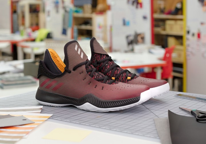 adidas harden nu black lace up the ultimate sneaker challenge winner 4