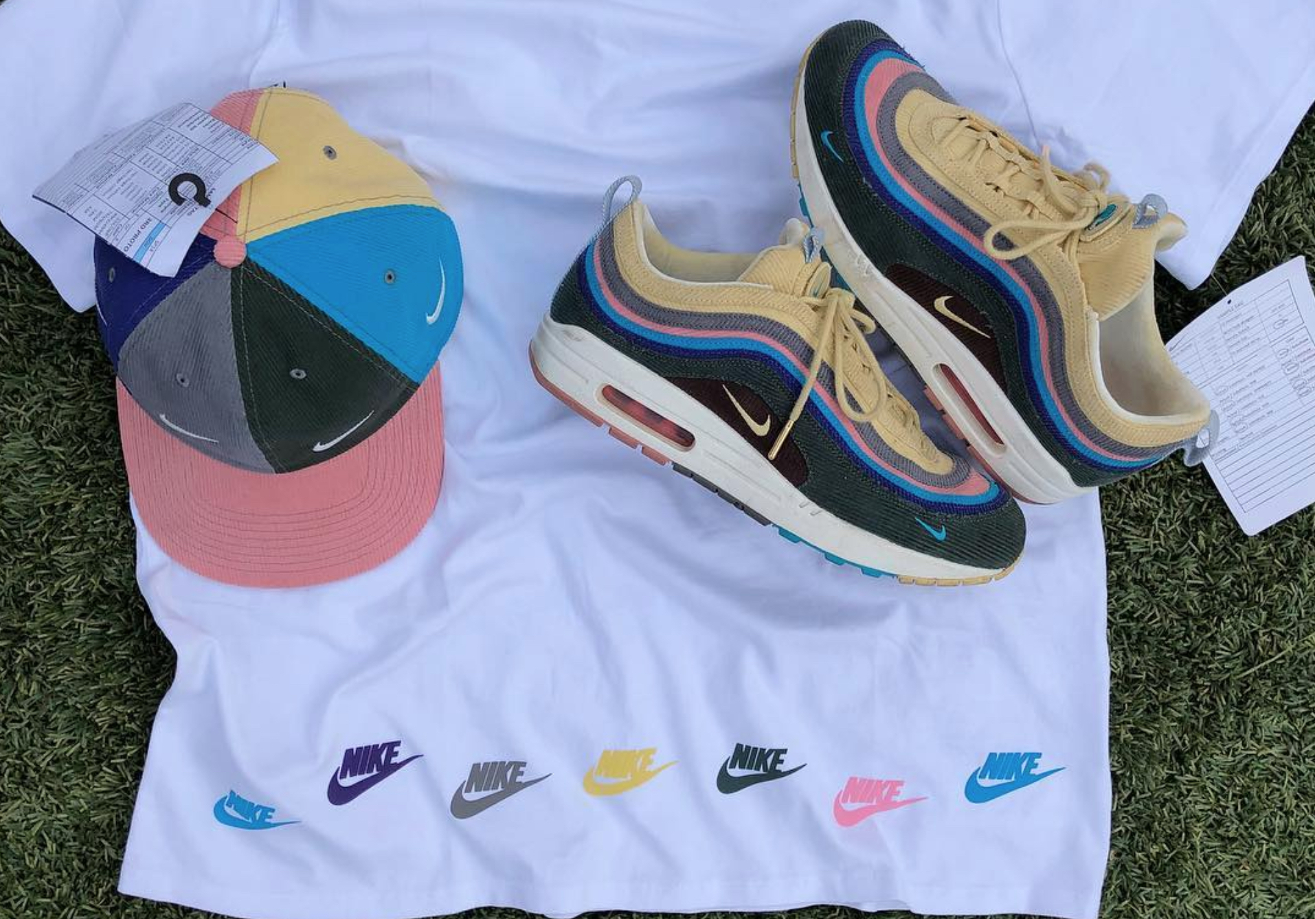 info for b1d8a 16c31 Weartesters Pieces From And Sean Are More Nike Coming Wotherspoon sQCthrd