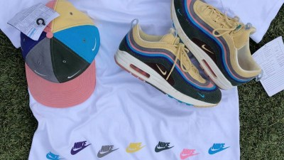 Sean Wotherspoon nike air max 97 1 apparel