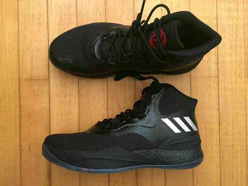 cfd483634d78f adidas Rose 8  Year of the Dog  Surfaces with Black Boost - WearTesters