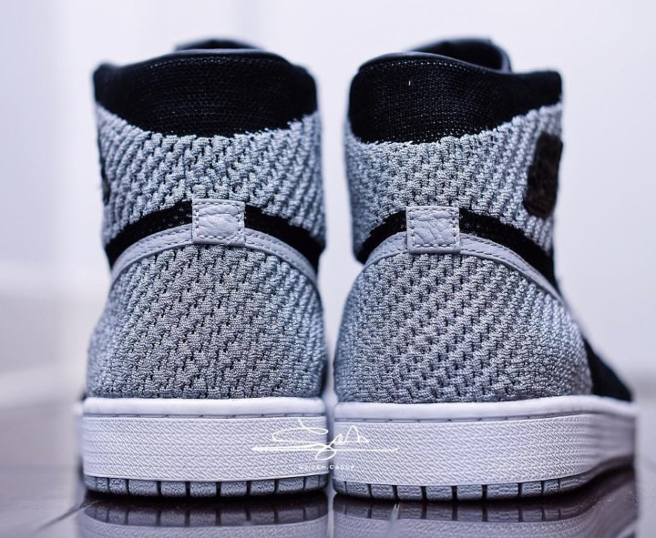 a3dc474b5e009b The Air Jordan 1 Flyknit  Shadow  is Expected to Drop in 2018 ...