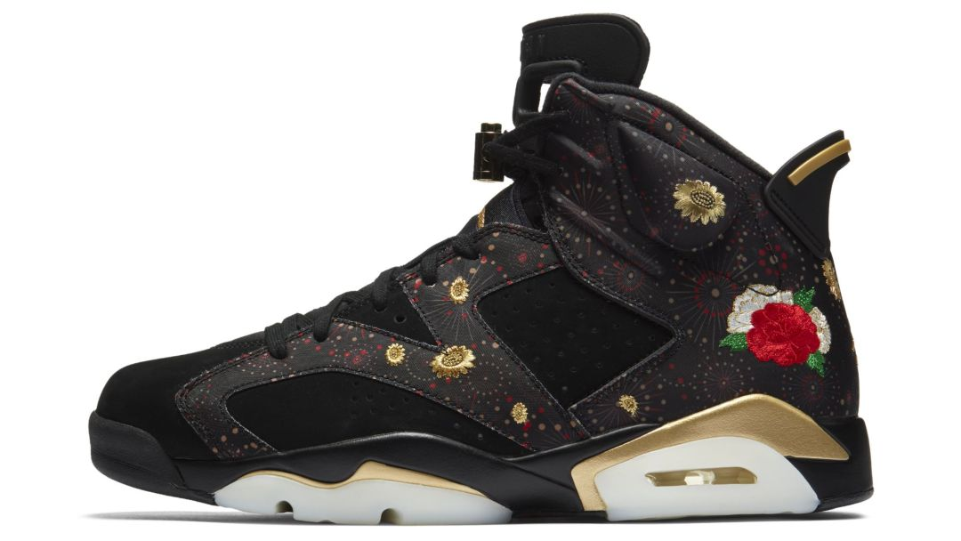 0261bf7d9380 Here s an Official Look at the Air Jordan 6  CNY  - WearTesters