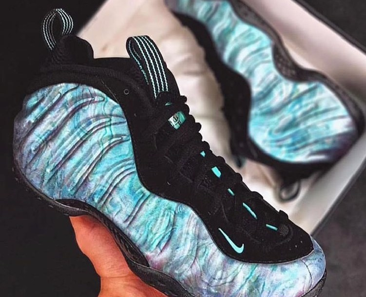 e21e284e7e48dd Galaxy and Abalone Foamposite One PRM Rumored to Release in 2018 ...