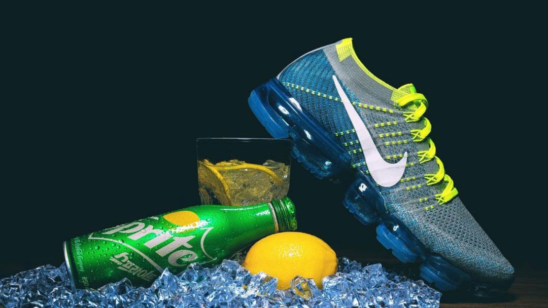 25f2485af308b The Air VaporMax  Sprite  Will Kick Off Nike s 2018 - WearTesters
