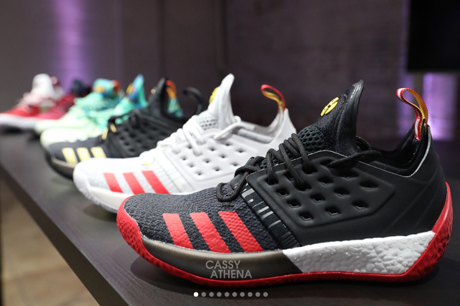 best loved d3848 1dcfe ... inexpensive share your thoughts on the adidas harden vol 2 below. is  the shoe starting