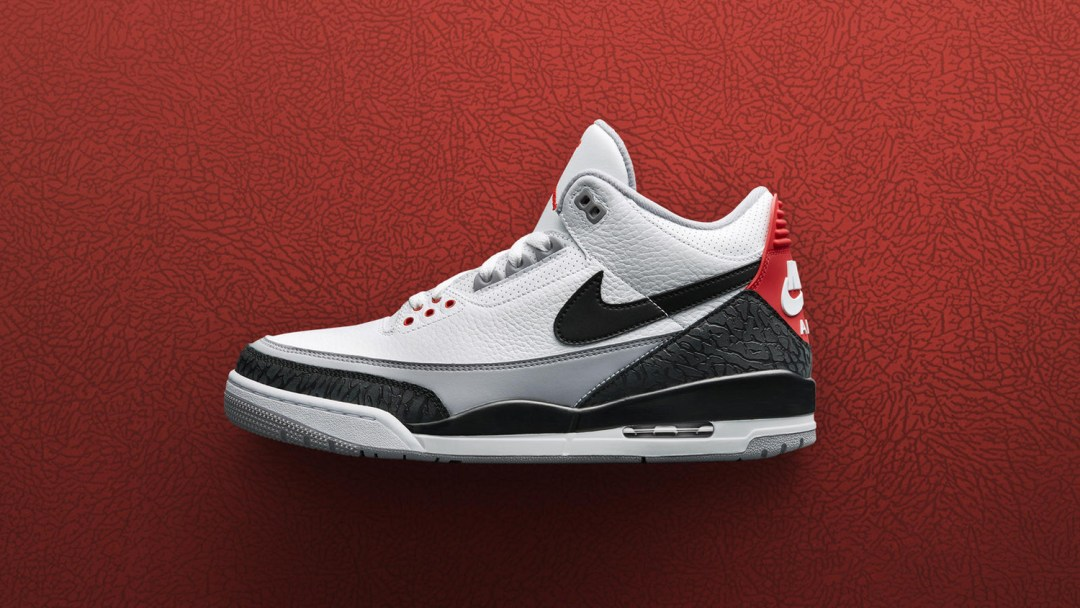 release date: 72440 7d8a9 The Original Air Jordan 3 Sketch Comes to Life with the Air Jordan 3 ...