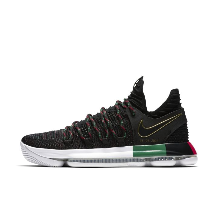49600142d638 Check Out the Nike LeBron 15  BHM  and KD 10  BHM  - WearTesters