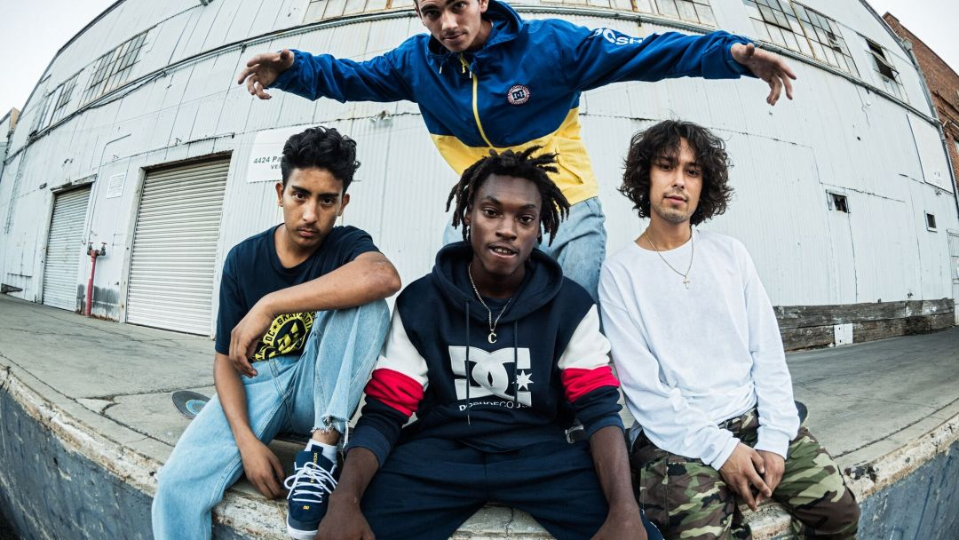 4133f2229c The DC Shoes 94 Collection Brings Back '90s Skate Style - WearTesters
