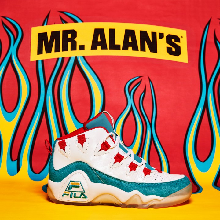 mr alan s unveils limited edition fila 95 weartesters