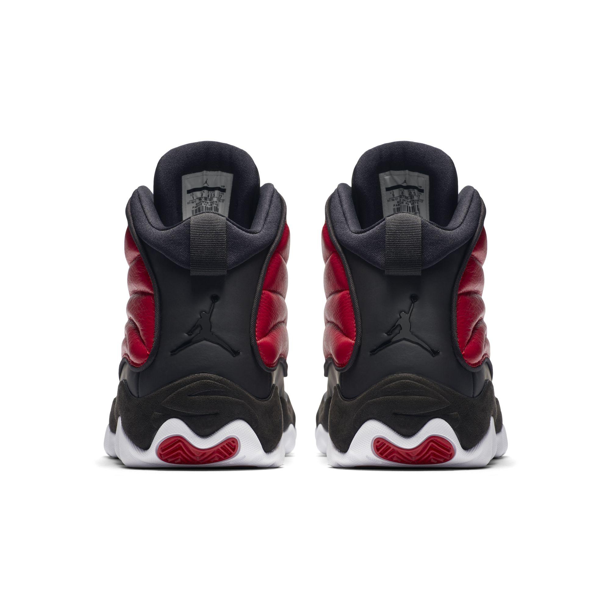 factory price 3e285 496f2 Jordan-Jumpman-Pro-Strong-Black-Red-3 - WearTesters