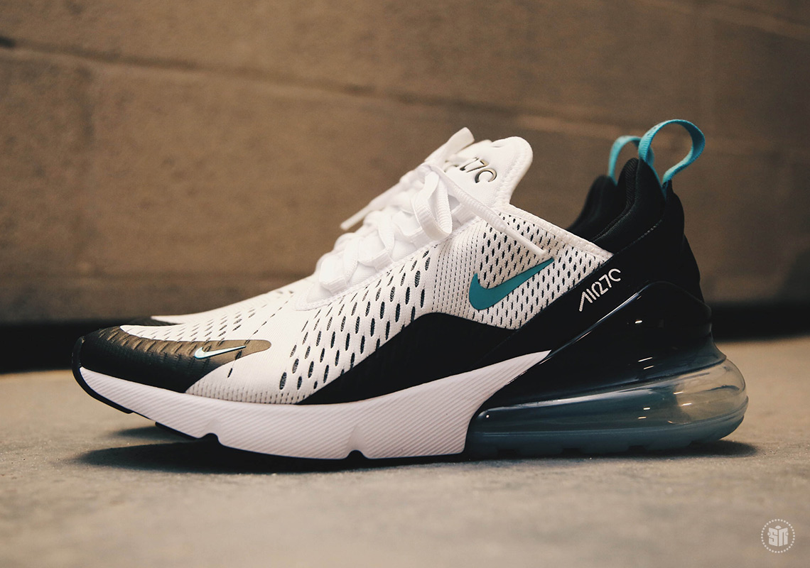 dd4bf658becb Nike-Air-Max-270-Teal 2 - WearTesters