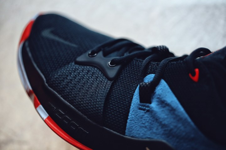f57c4e6fa2c0 Up Close and Personal with the Nike PG 2  OKC  - WearTesters