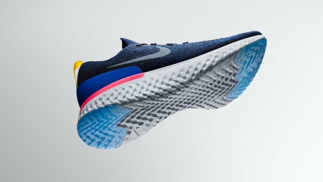 2da5de98d195 The Nike Epic React Flyknit is Available Now at Eastbay - WearTesters