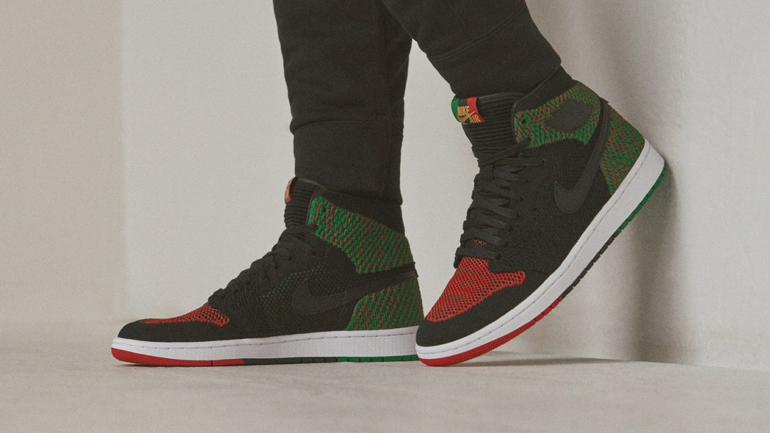 7c9c6aa9e8490 The Air Jordan 1 Flyknit  BHM  Has Been Officially Unveiled ...