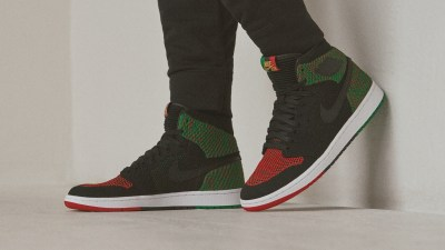 air jordan 1 flyknit BHM official 6