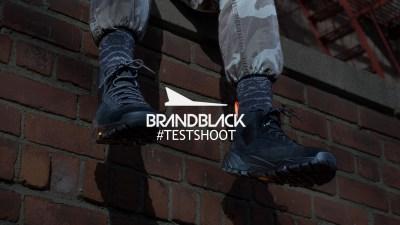 Test Shoot Newline HALO x Vibram x Brandblack BladeRunner Boot