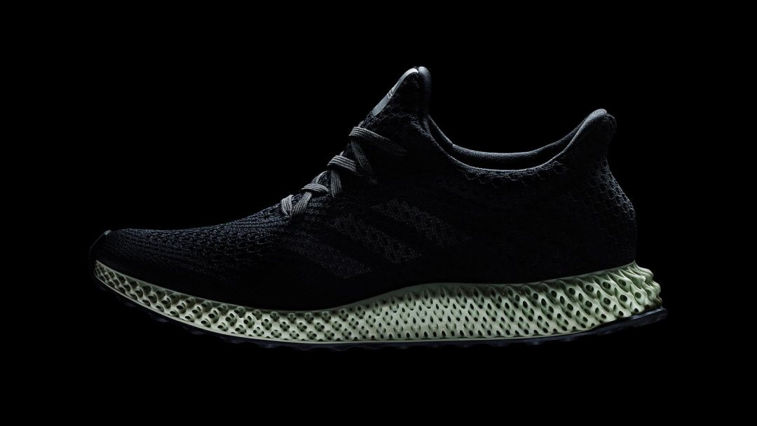 The adidas Futurecraft 4D Runner  Ash Green  Has a Release Date ... 6e83b7229