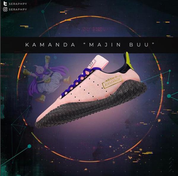 best service fd934 27200 adidas Kamanda Majin Buu