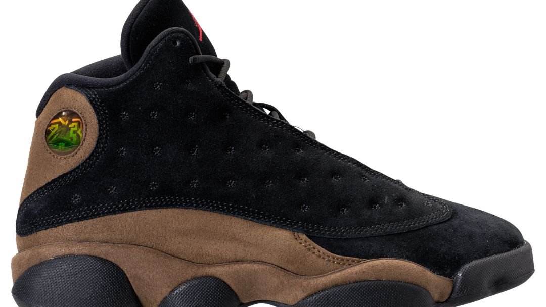 The Air Jordan 13  Olive  Gets a Confirmed Release Date - WearTesters 31e4b4bd4