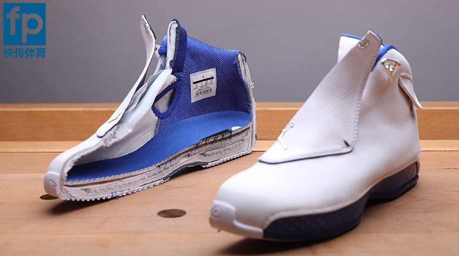 b37ef4ea3553af The Air Jordan 18 Retro Deconstructed - WearTesters