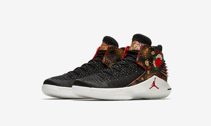 air jordan 32 chinese new year official 10
