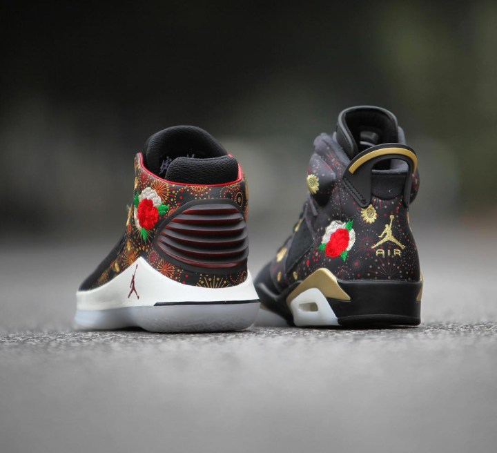 593053c68a1 Here's a Detailed Look at the Air Jordan 32 'CNY' - WearTesters