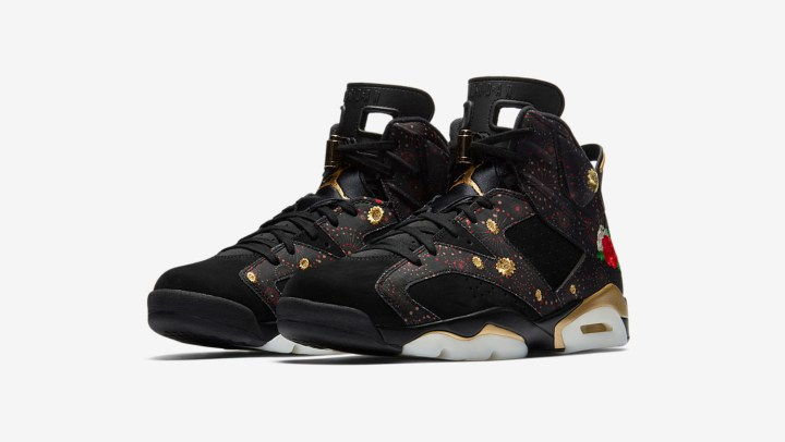 air jordan 6 chinese new year official 10